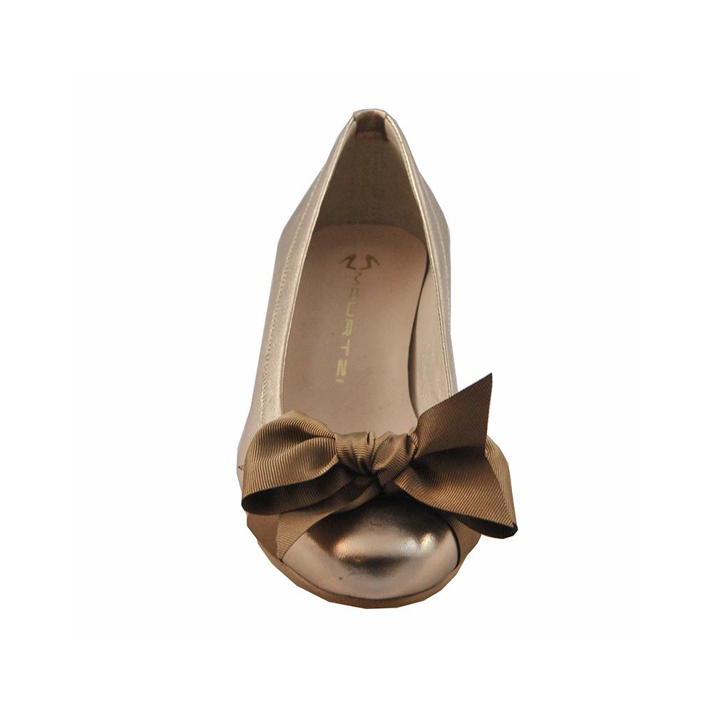 621d332a543 Mourtzi Μπαλαρίνα Με Φιογκάκι 30145 - J|Z - Γυναικεία Παπούτσια ...